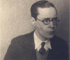 Paco Luís Bernárdez en 1920 tomada de 'La Nación' diario argentino