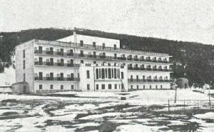 SANATORIO DE CERCEDILLA